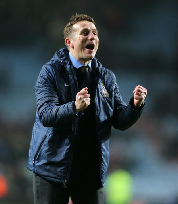 Phil Parkinson admits his priorities have switched after reaching the Capital One Cup final