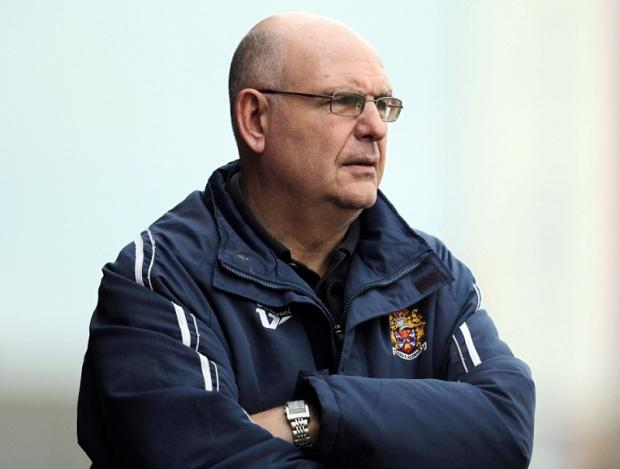 John Still has left Dagenham to take over at Luton