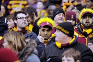 Bradford City's Capital One Cup success inspires local volunteers