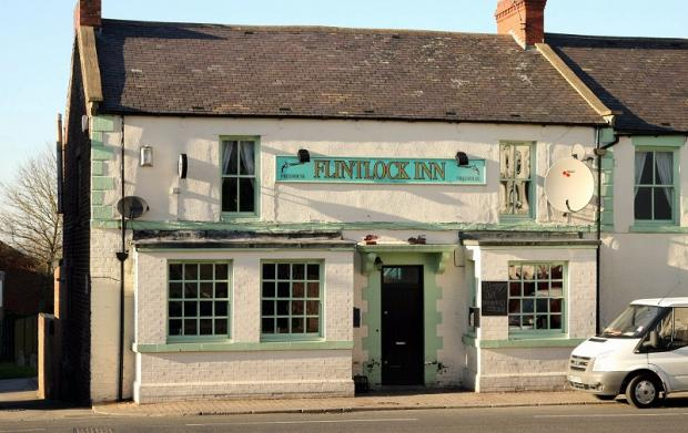 Shut: The Flintlock Inn