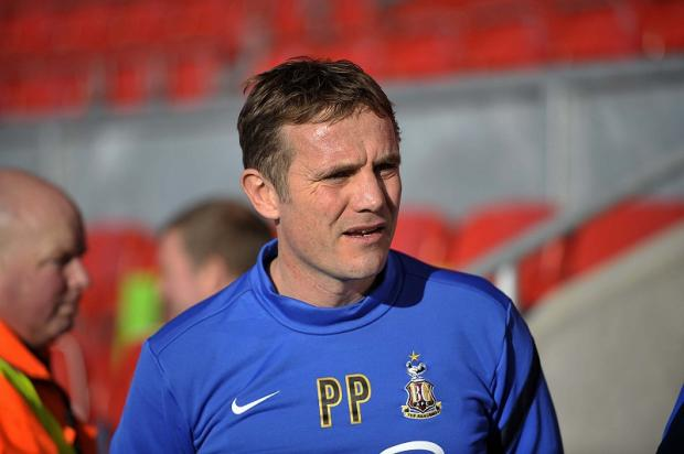 Phil Parkinson will continue to utilise his squad to the full as he tries to keep his players fresh for the run-in