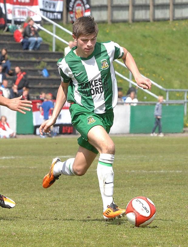 Illness not only cost Jordan Deacey a game for Avenue last Saturday, it also cost him a trip to Wembley on Sunday with his dad John to watch the Bantams