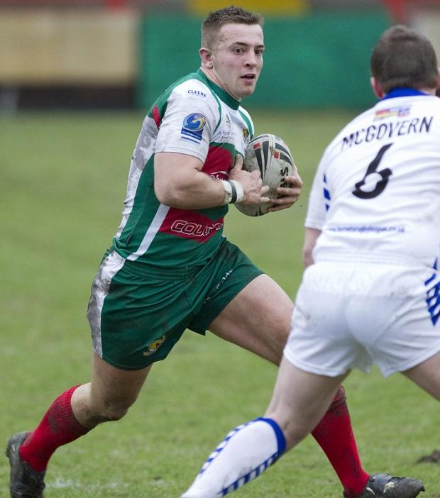 Ollie Pursglove's return is a major boost for Keighley Cougars