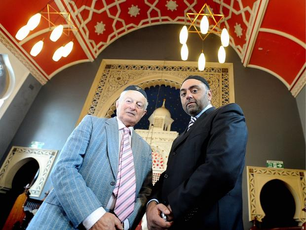 Community groups rally together to save Bradford's historic synagogue