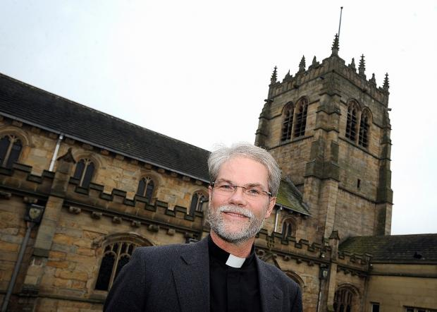 The Reverend Canon Jerry Lepine becomes Dean of Bradford Cathedral in July