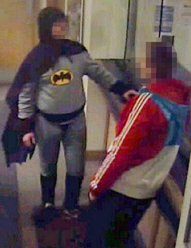 Holy Chow Mein! Batman 'is Wyke Chinese takeaway deliveryman'