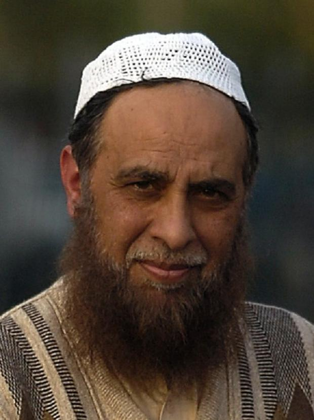 President of Bradford Council of Mosques Mohammed Mushtaq
