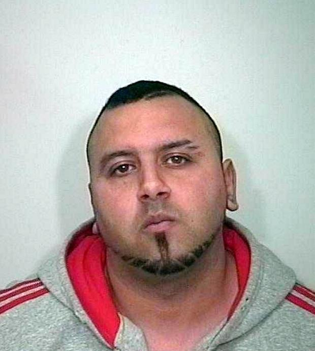 Rapist Fiazul Islam, who was caught after victim's phone was found in his bedroom