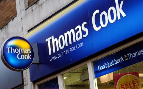 Thomas Cook cuts its losses by £10 million