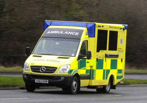Ambulance staff have voted to strike