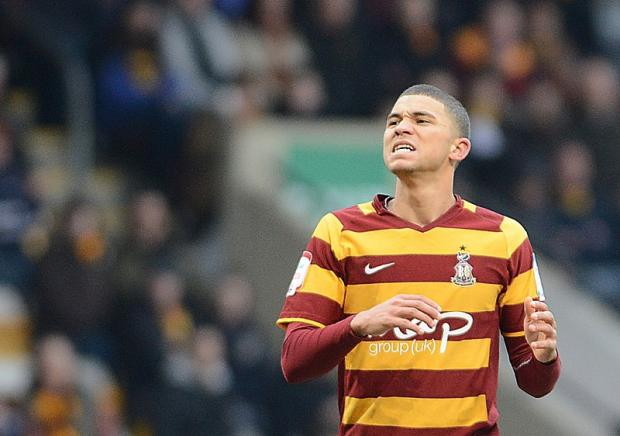 City need leading marksman Nahki Wells to rediscover his scoring touch. The striker last netted in the 2-2 draw with Fleetwood on February 2