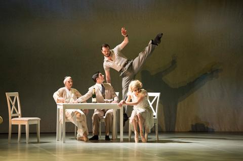 Northern Ballet is the first to tour China