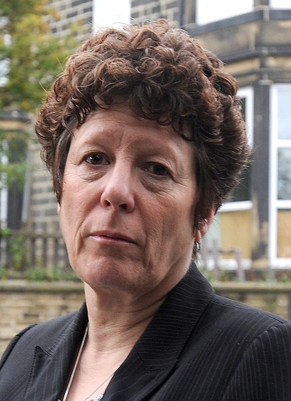 Bradford Telegraph and Argus: Coun Jeanette Sunderland