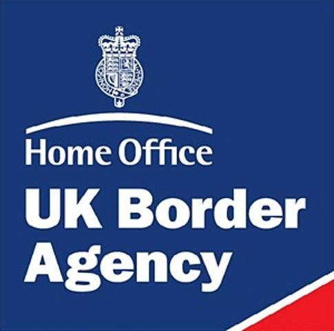 The UK Border Agency raided restaurant