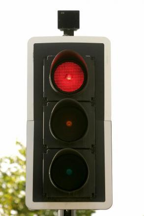Warning after traffic lights out on busy city centre road