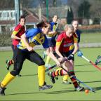 Bingley Bees ladies firsts v Hull firsts