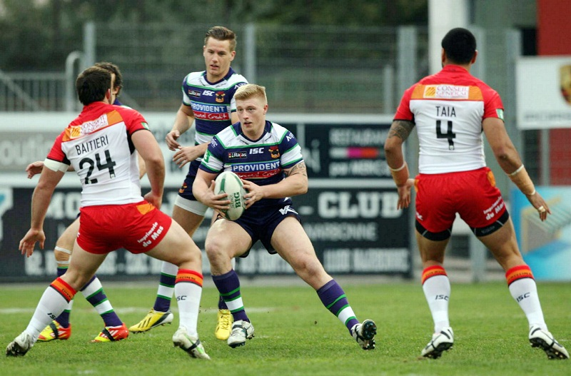 Pryce adds ultimate insult to flatten Bradford Bulls
