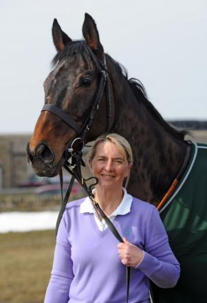 Grand National is a lottery, says Bingley horse trainer Sue Smith