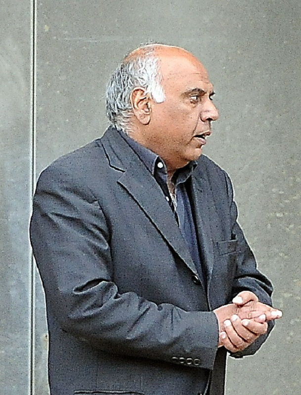 Mohammed Saeed, former boss of the illegal Tradex indoor market