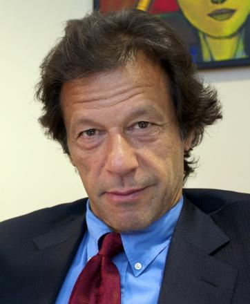 Imran Khan's role at Bradford University is defended