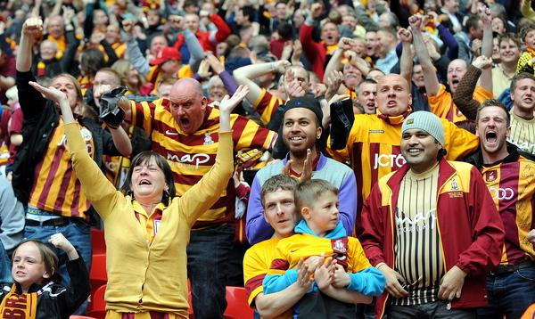 Specialist Met team looking at internet hacking fraud which hit Bradford City fans buying play-off final tickets