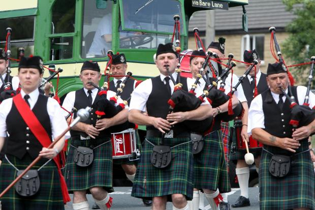 City of Bradford Pipe Band