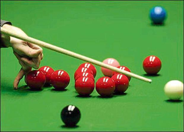 Bradford Telegraph and Argus: Latest snooker action