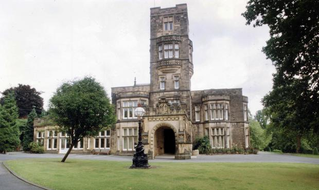 Bradford Telegraph and Argus: A ceremony will take place at Cliffe Castle during the event