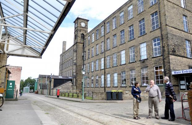 Bradford Telegraph and Argus: Bradford Industrial Museum