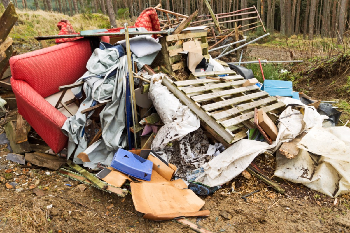 'Permits scheme is to blame for fly-tipping rise'