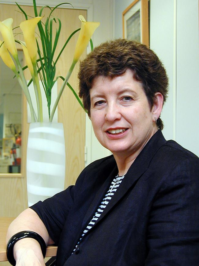 Sandy Needham, Bradford Chamber of Commerce chief executive