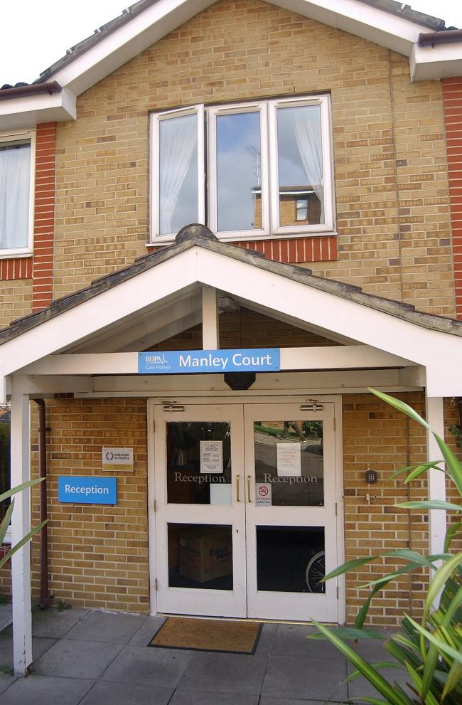 New Cross Bupa Manley Court Care Home Slammed By Inspectors