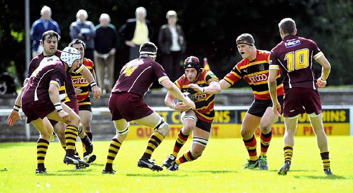 Flanker Dave Barden is back in the mix for Bradford & Bingley after a ski-ing holiday