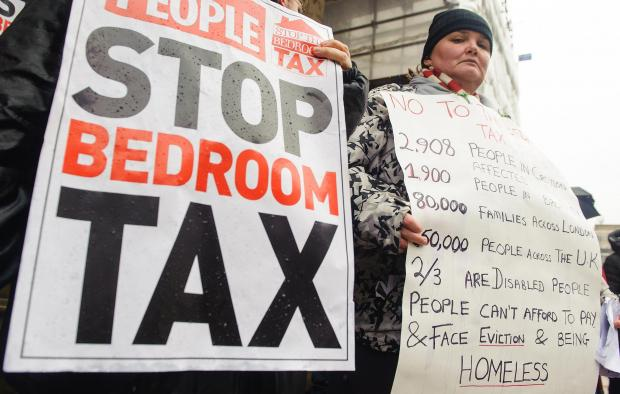 240 people wrongly charged in Bradford bedroom tax 'fiasco'