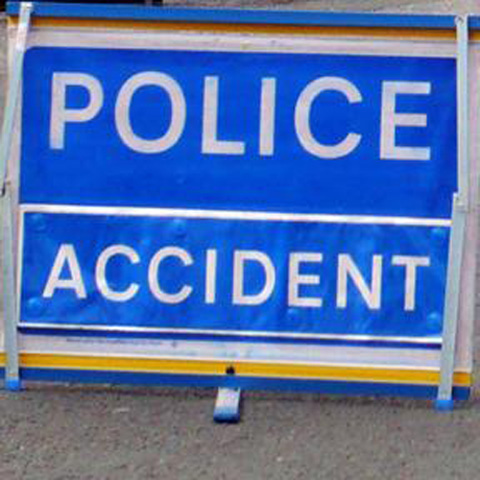 Motorists face delays after crash on M62