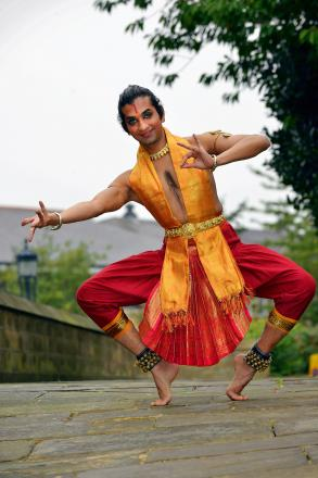 Kala Sangam dancers to tell stories at Bradford Cathedral