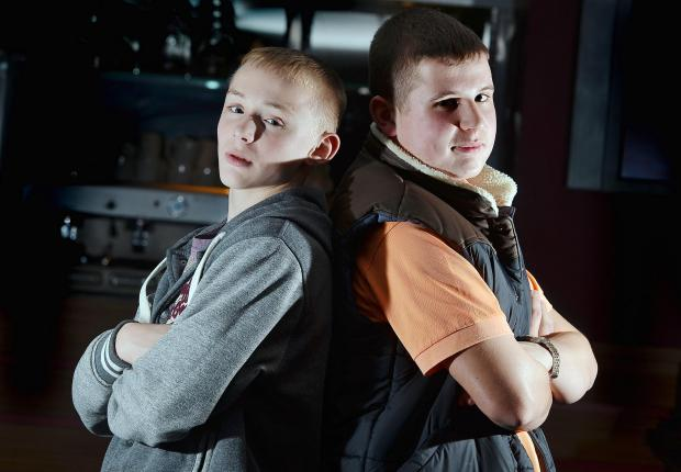 Bradford actors Shaun Thomas and Conner Chapman  who starred in the Bradford film The Selfish Giant, which was filmed in and around Bradford, have made it a BAFTA awards contender, up against giants from Hollywood