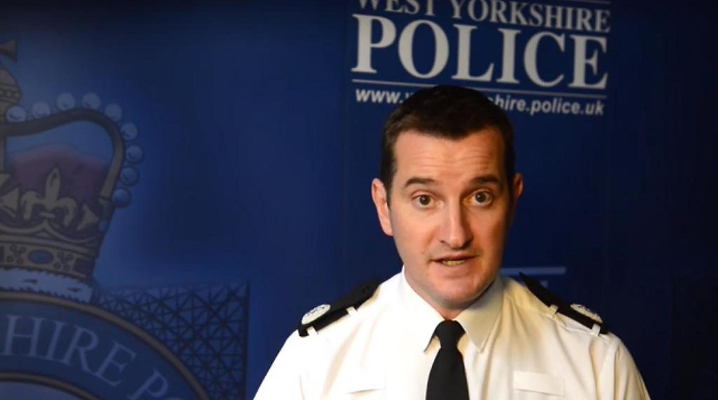 Assistant Chief Constable John Robins