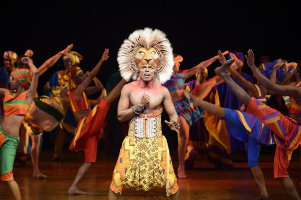 The Lion King at The Alhambra