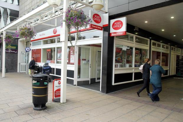 Keighley's main post office is to close and move into WH Smith store
