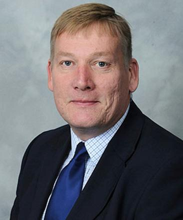 Keighley MP Kris Hopkins