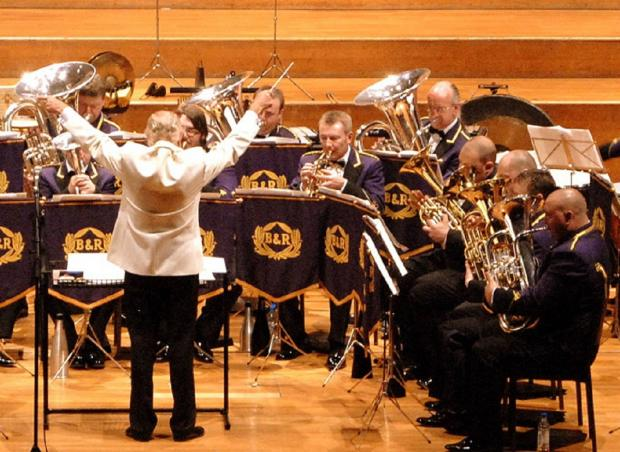 The Brighouse and Rastrick Brass Band