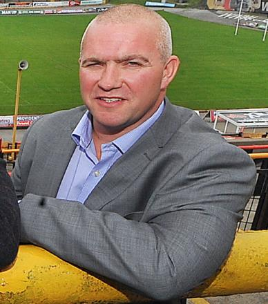 Mark Moore, who is no longer a director of Bradford Bulls