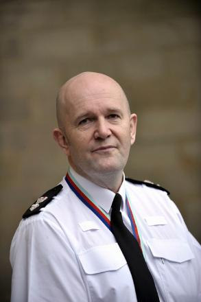 Chief Superintendent Simon Atkin