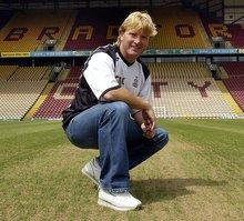 Stuart McCall back on familiar territory