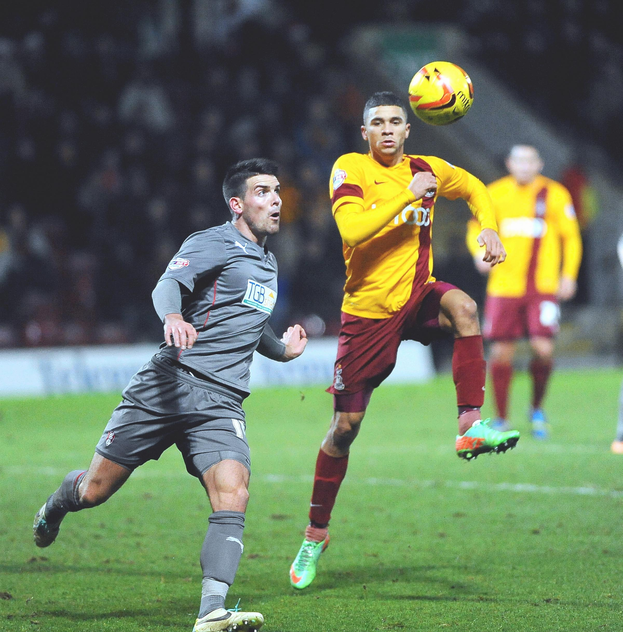 Phil Parkinson is anxious to get Nahki Wells' future sorted sooner rather than later