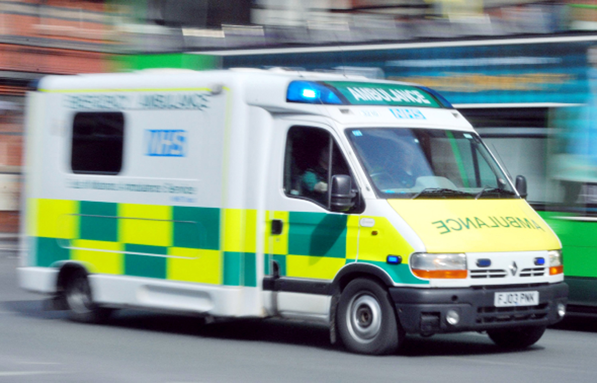 Ambulance boss rejects claims that lives are being put at risk