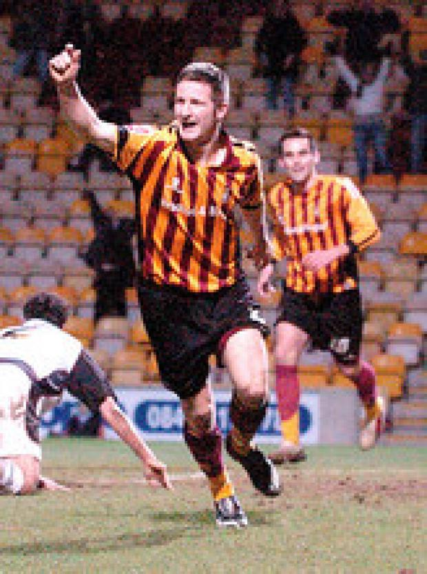 Bradford Telegraph and Argus: Lee Bullock is due to have a hernia operation and faces an extended spell on the sidelines