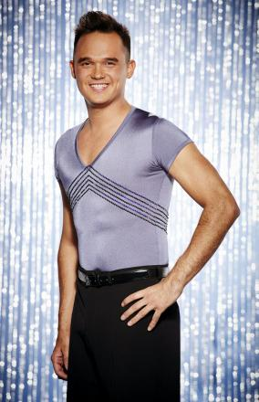 Why Gareth Gates can't wait to skate across the country
