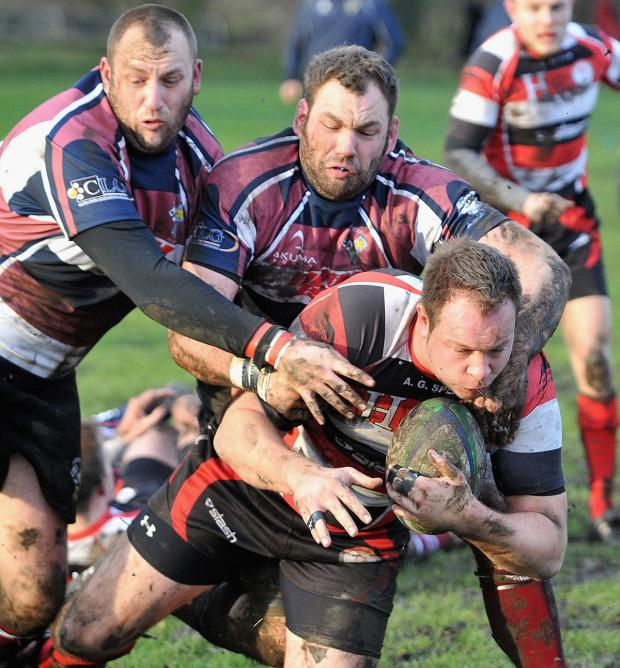 Bradford Telegraph and Argus: No 8 Craig Woodhall returned for Baildon at Moortown